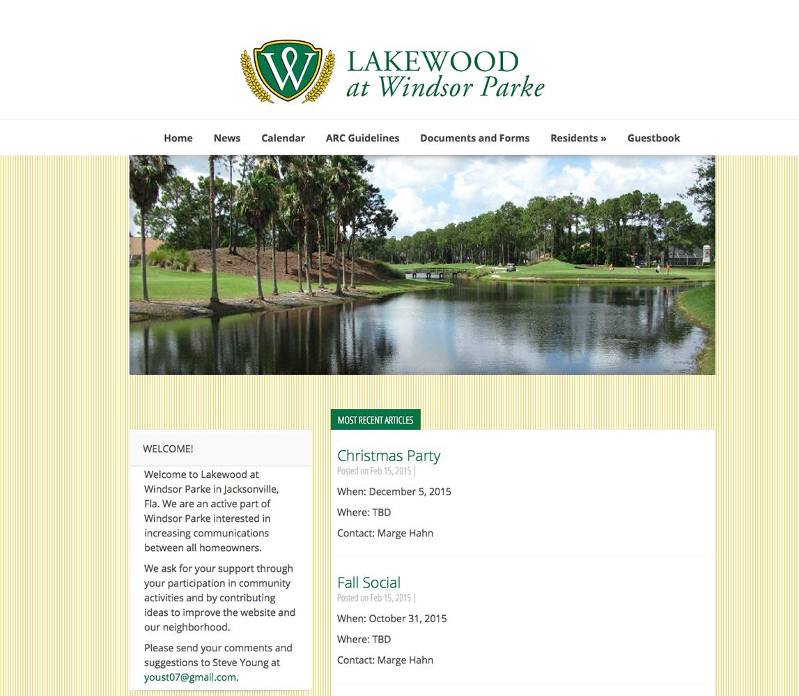Lakewood at Windsor Parke