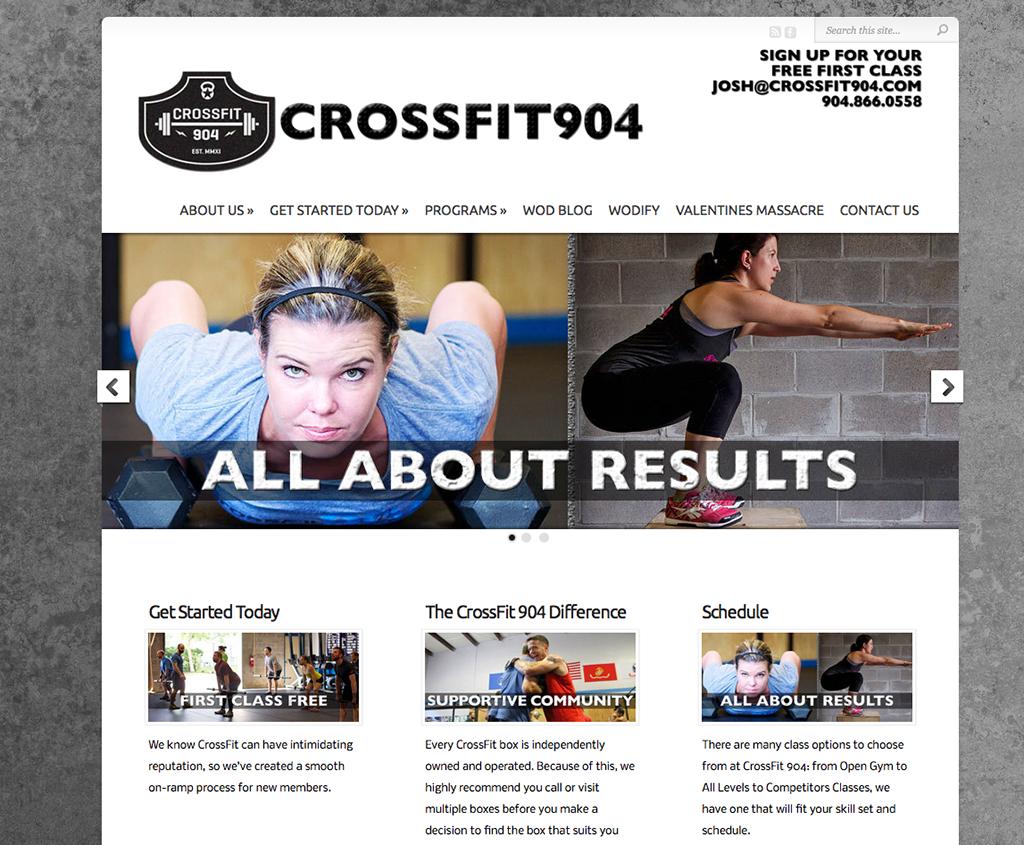 CrossFit 904 | 2015 Update