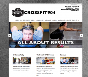 CrossFit 904 / 2015 Update