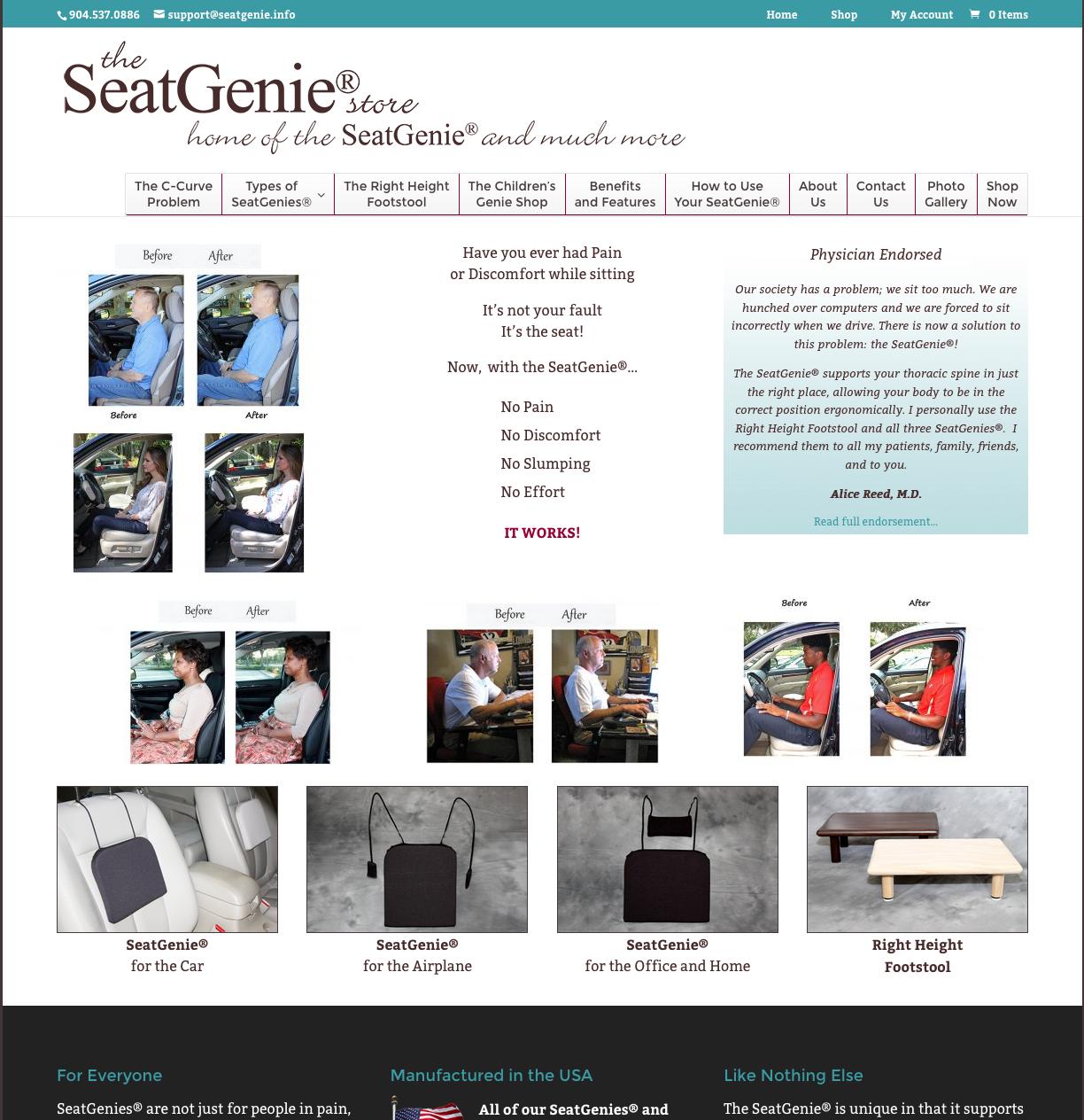 SeatGenie.info