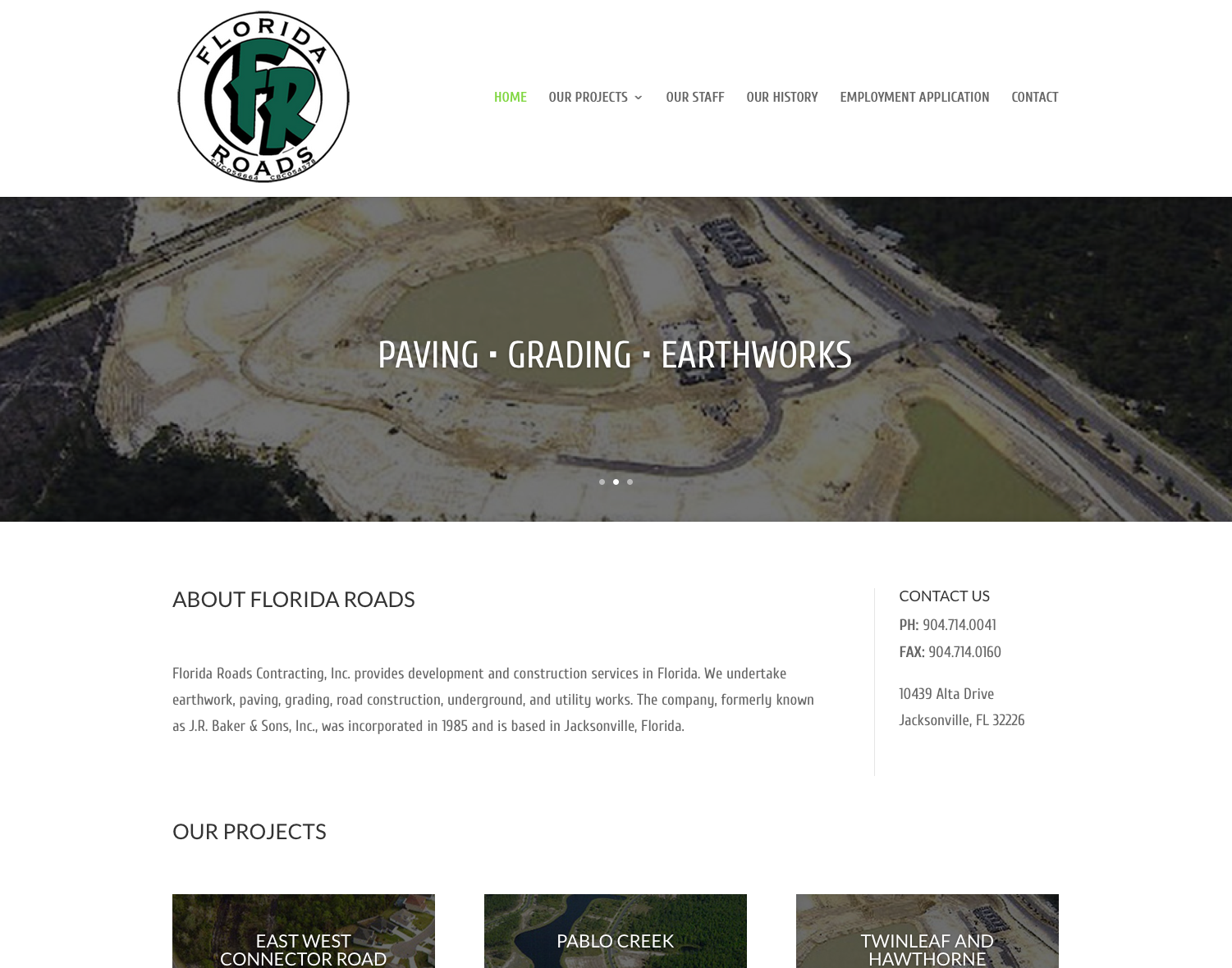 Florida Roads Contracting LLC