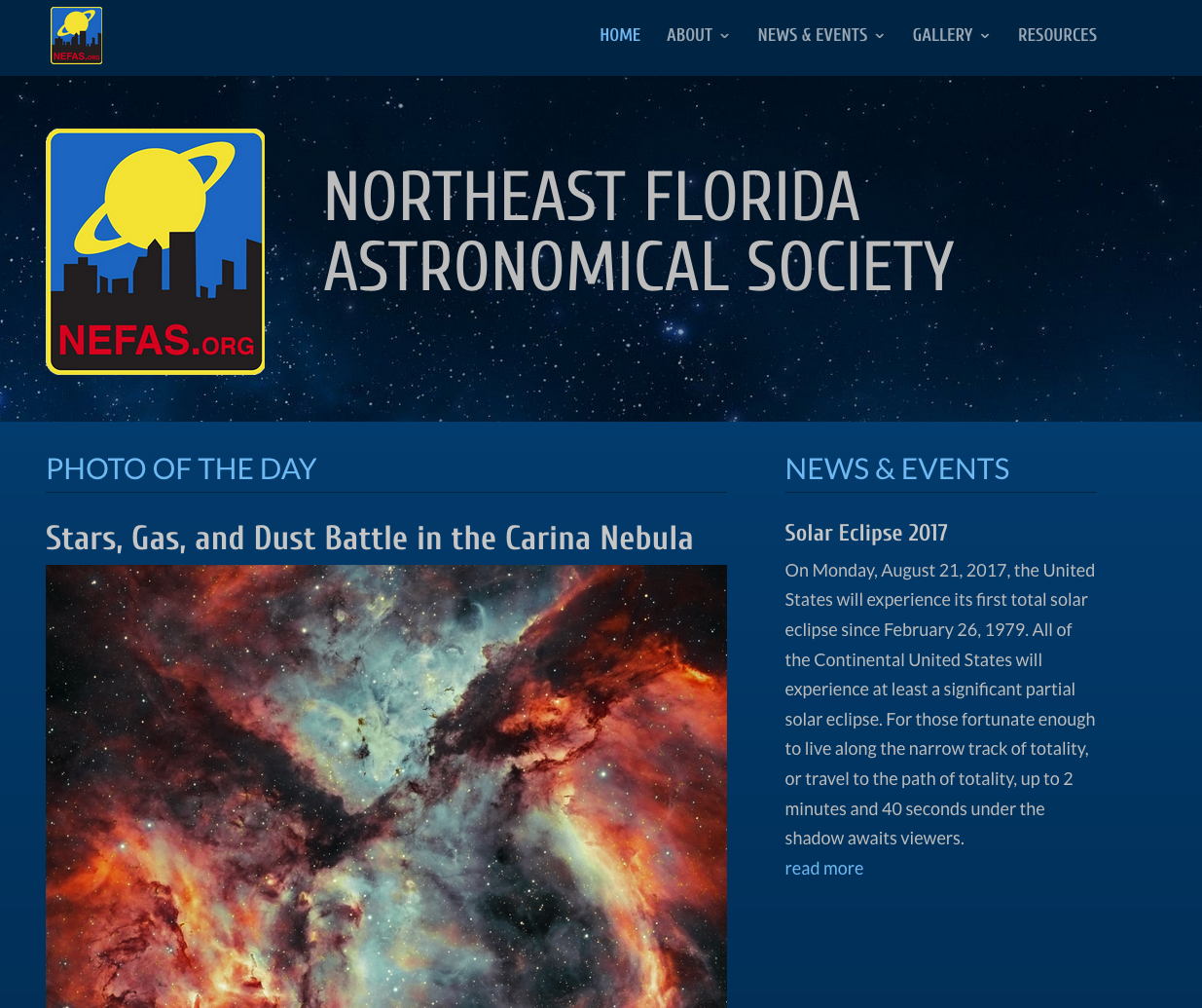 Northeast Florida Astronomical Society