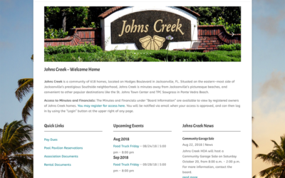 Johns Creek HOA